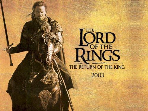 Саундтреки из Властелина Колец. Возвращение короля