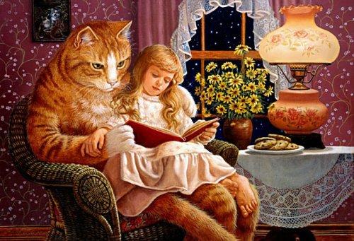 Сказочные иллюстрации Ruth Sanderson
