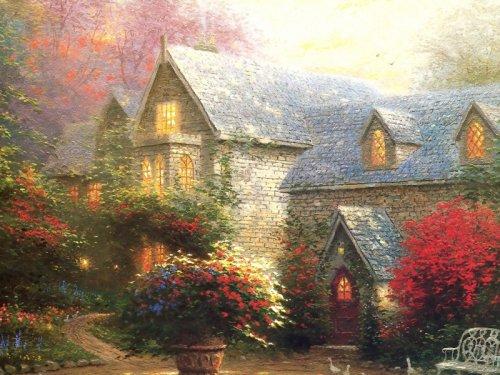 Картинки замки в горах