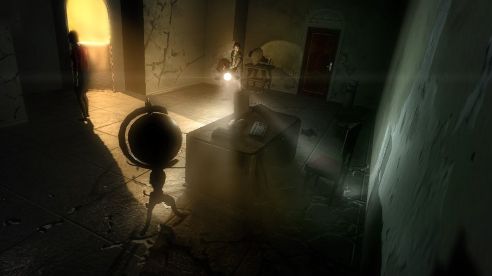 Alone In The Dark: У последней черты 2008,RUS Repack от R.G. UniGamers.