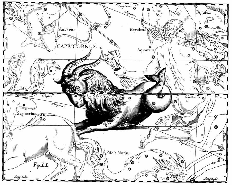 Вот и закончилось время Козерогов в этом зодиакальном цикле и пришла пора созвездие Козерога с благодарностью...