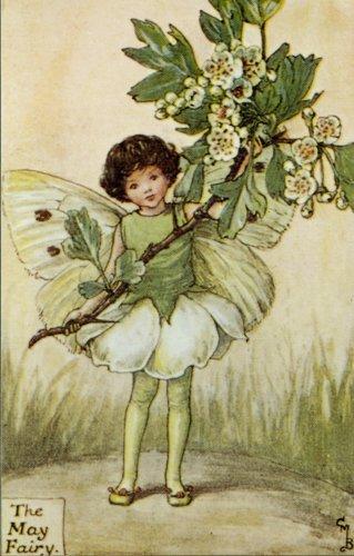 Четыре времени года от Сесиль Мэри Баркер(Весна)