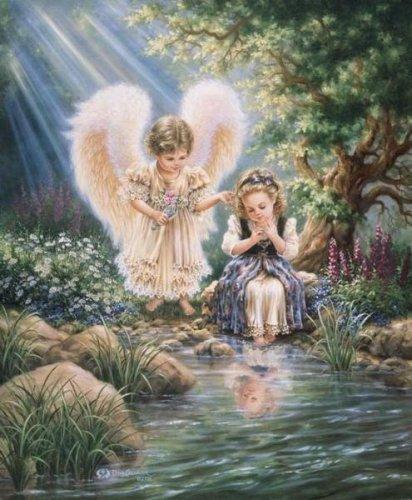 Ангелочки от Dona Gelsinger. Вторая часть