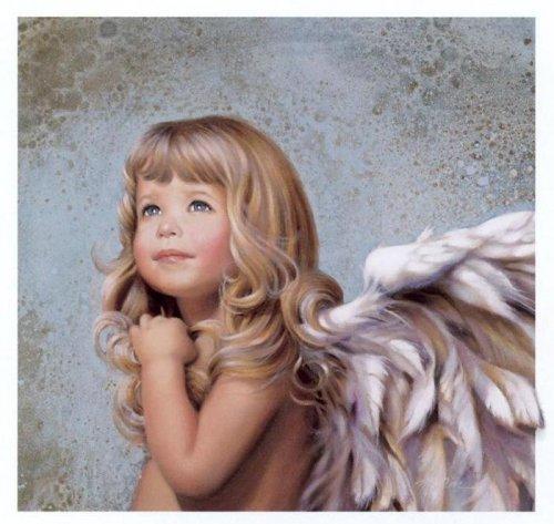 Ангелочки-малыши