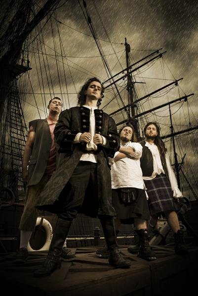 Alestorm - Captain Morgan's Revenge 1239684328_1385