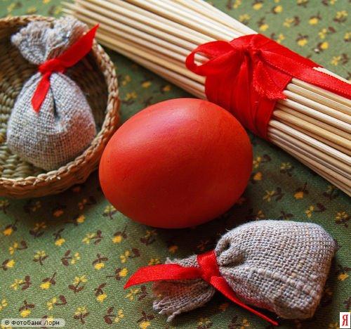 Со светлым праздником Пасхи!