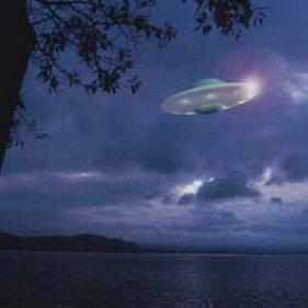 Жизнь Замечательных Существ: НЛО