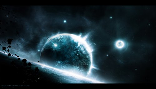 Удивительный космос продолжение
