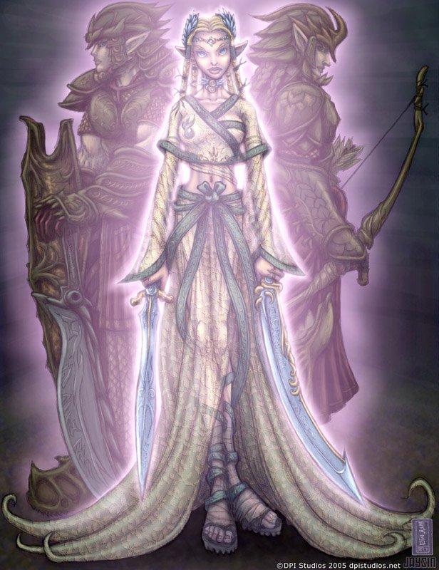 картинки книги про эльфов