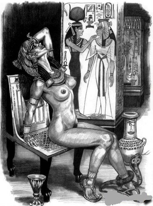 Женщины, Сексуальность и Египет.