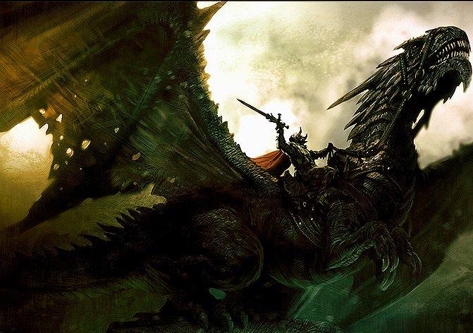 Dragon Knight: в логове дракона