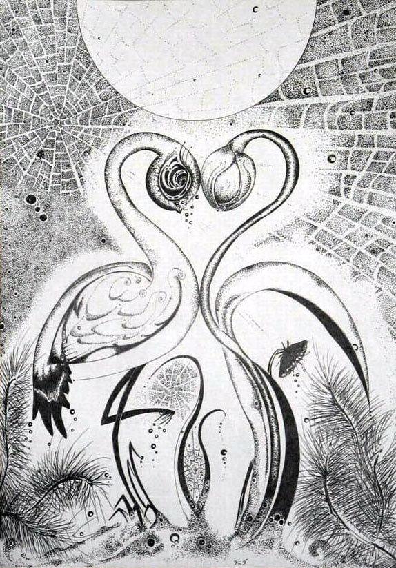Нарисовать картину эльбрус по шагово
