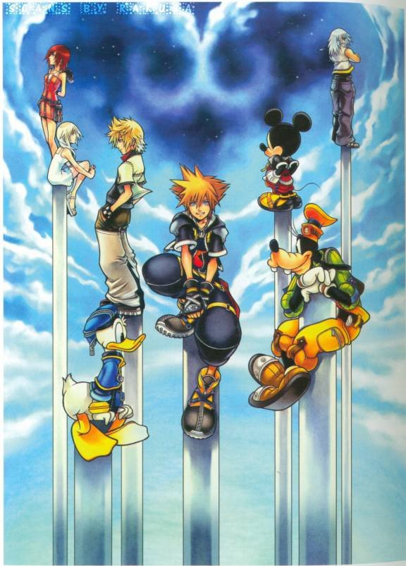 kingdom hearts 2 synthesise
