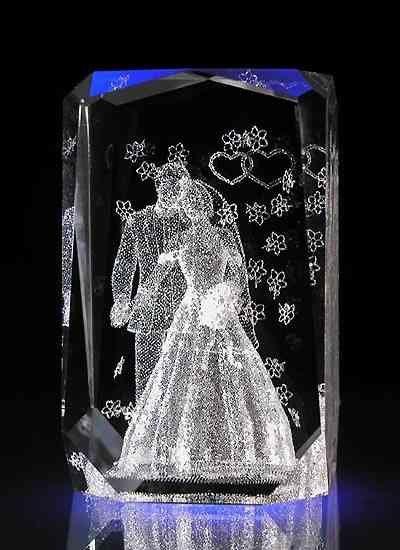 Подарок для хрустальный свадьбы своими руками 84