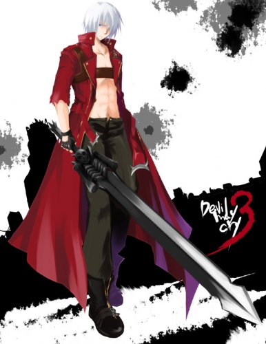Разместил.  Art Devil May Cry...
