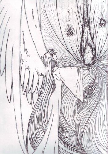 А вот это нарисовано по песне арии