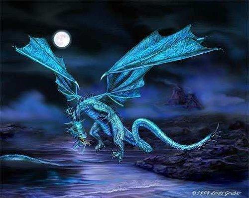 Синие драконы