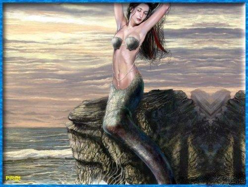 Как сделать плавник русалки - ЛЕГИОН