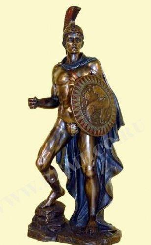 Бог войны греческий арес или римский