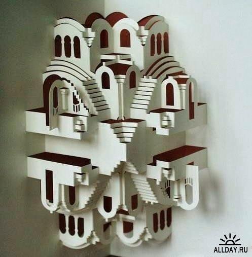 Из бумаги можно делать просто удивительные вещи)) Предлагаем посмотреть прикольные фото оригами, где Вы увидите...