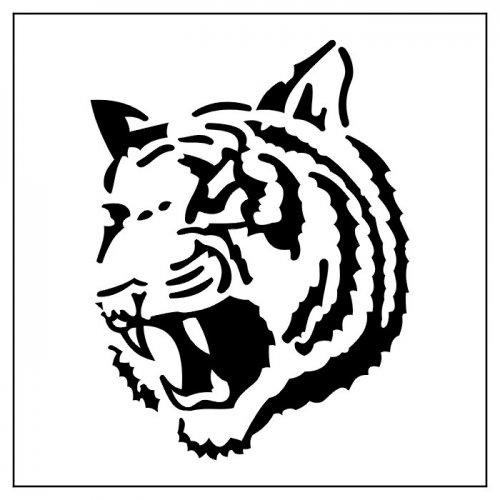 батик шаблоны-рисунки зверей