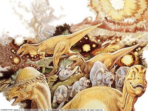 Динозавры ренессанса динозавры в