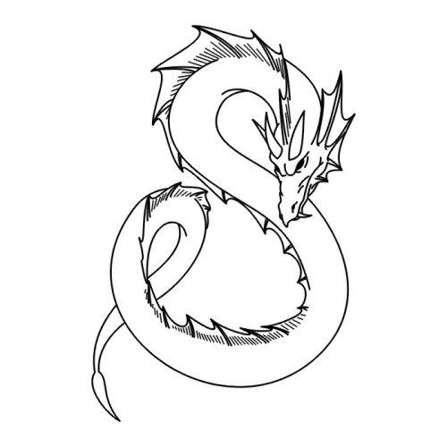 татуировки эскизы букв: