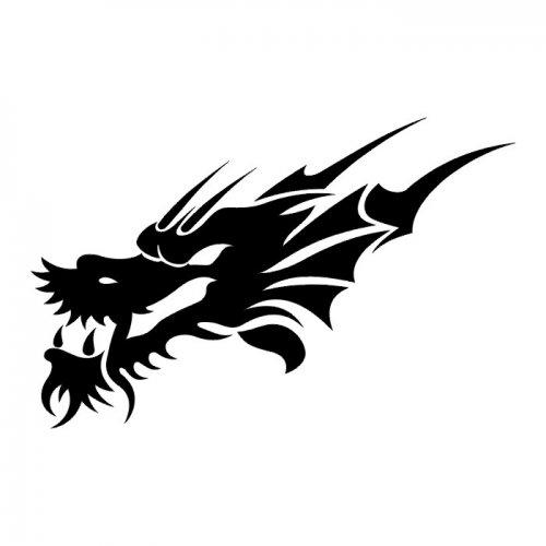 Рисунки и эскизы драконов