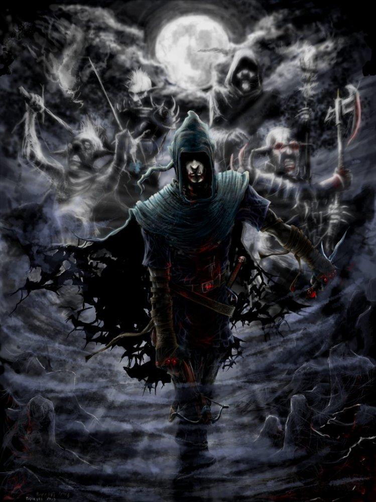 демон фагот картинки