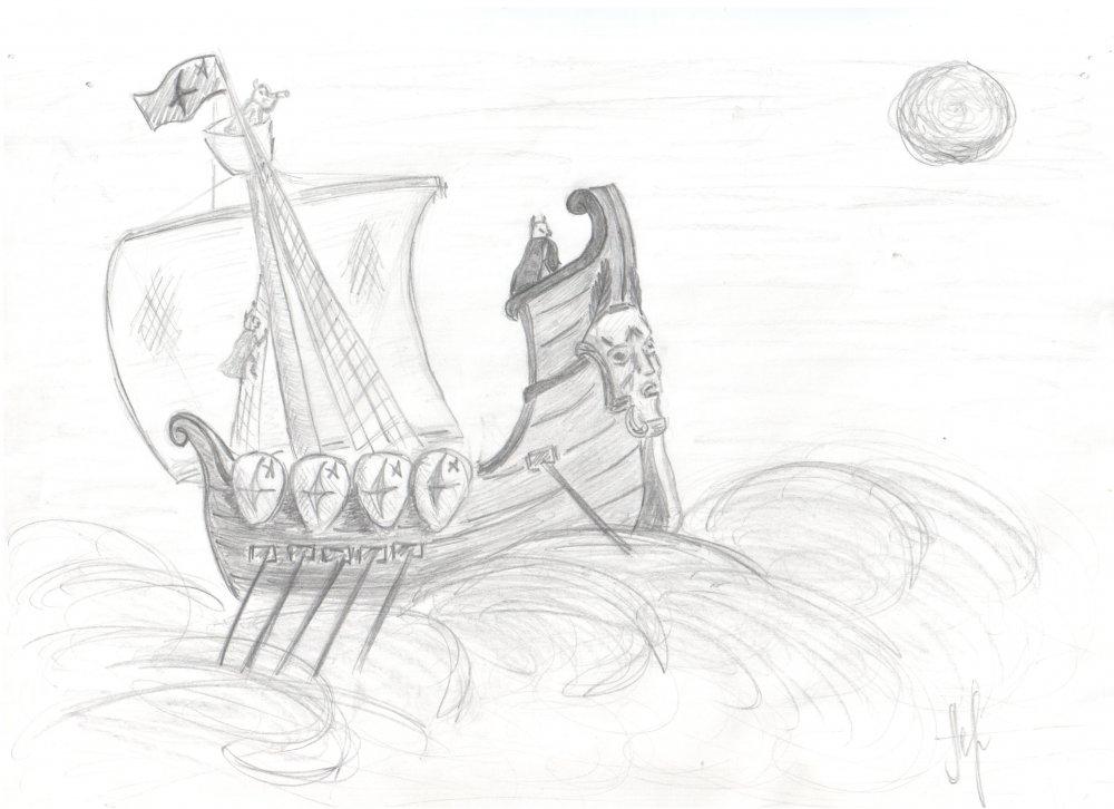 Раскраски иллюстрации к сказке о царе салтане 68