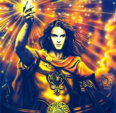 Овен, он же золотое руно, знак зодиака.