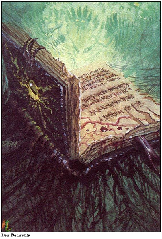 Для начала, для того, чтобы написать магическую книгу, вам нужно найти