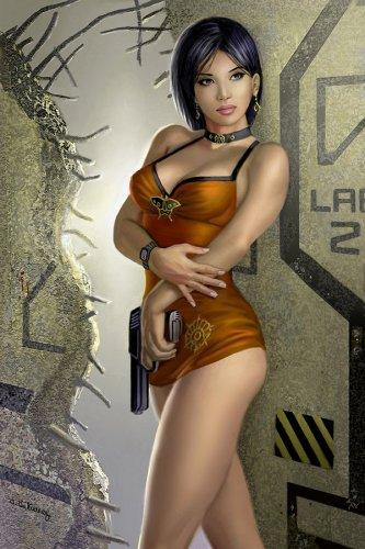 Сексуальные картинки девушек из компьютерных игр, трахнул русскую гламурную