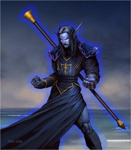 Эпидемия-Чёрный маг-Warcraft