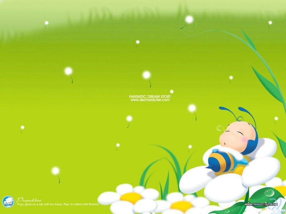 Цветы из мультиков картинки 3