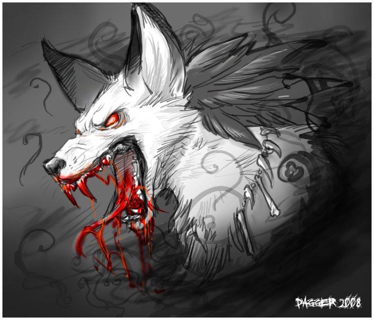 фото страшные волков