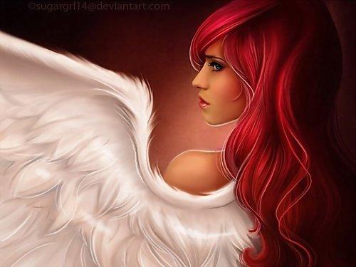 Где ты, мой ангел?