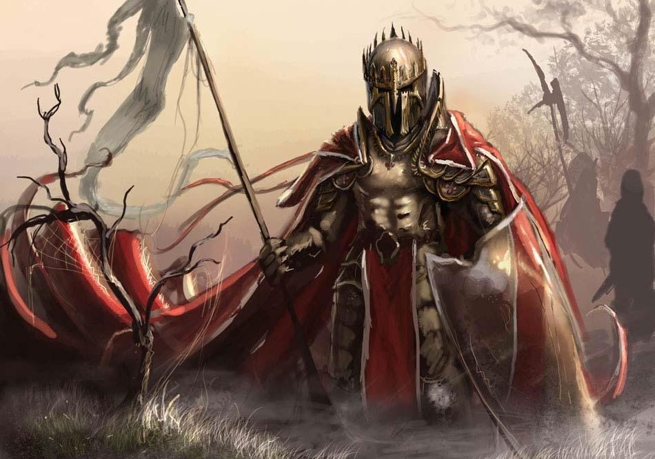 MMORPG - это будущее игр, а давление online игр толкает на придумывание свежих, фантастических миров
