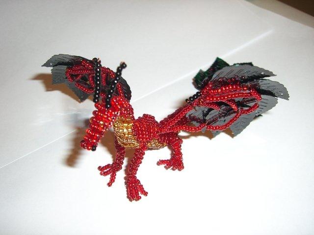Как сделать из колдуна дракона