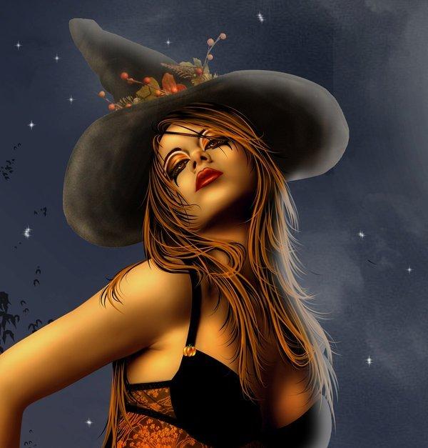 Красивые фентези картинки 1256570372_close_up_halloween_witch_2008_by_tearsofrisingstar