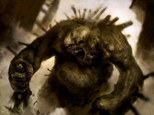 Monster 9. обоя Monster 9.