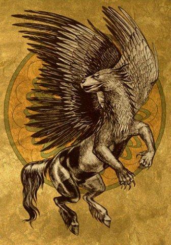 герб орел и лев