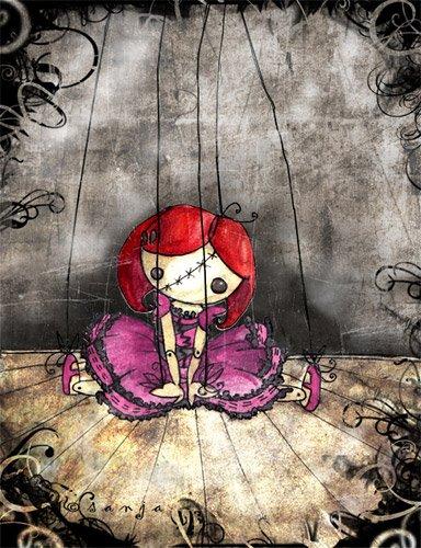 Картинки аниме марионетки