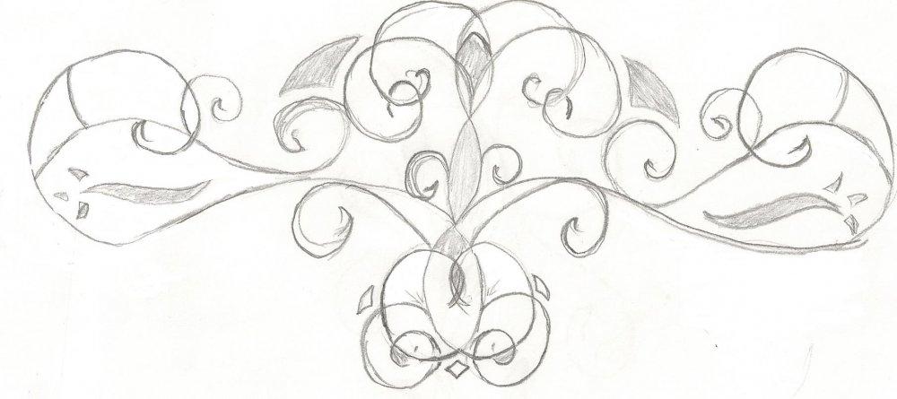 лёгкие рисунки карандашом для срисовки для начинающих