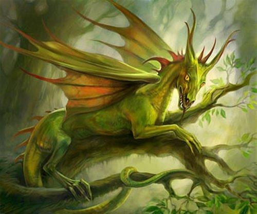 Классификация драконов.