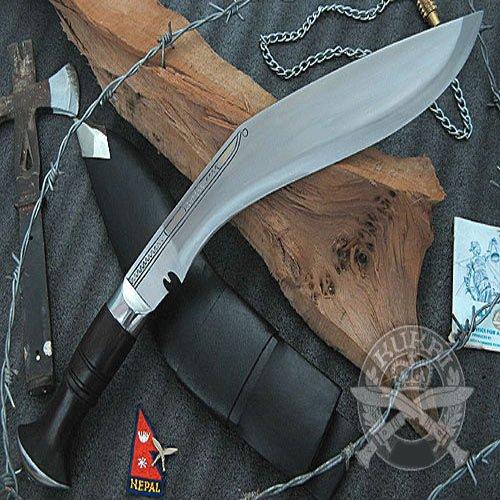 Нож кукри своими руками