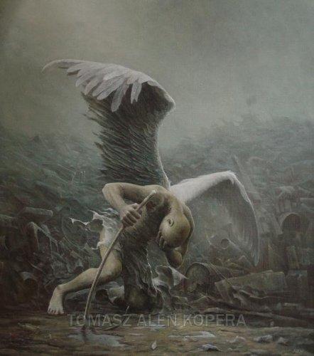 Таинственные картины Томаша Алена Копера (Tomasz Alen Kopera)