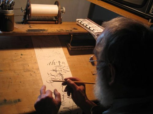 Делаем перо для письма своими руками