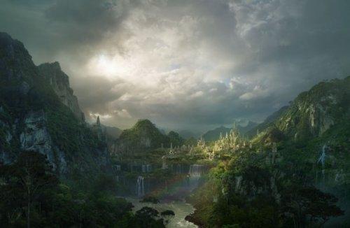Сказочные леса