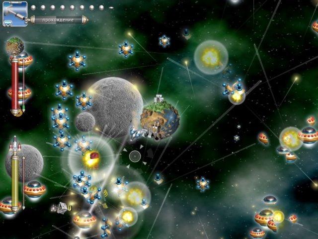 Планета битвы ключ к игре.